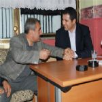 Bilir'e Zonguldak'ta coşkulu karşılama