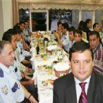 Kaan Bal'dan teşkilatına iftar yemeği