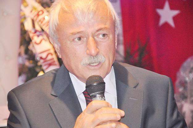 CHP İlçe Başkanı Arıkan: 'Basın hürdür sansür edilemez'