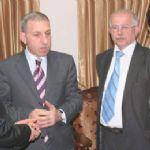 Başkan Ergül'den işletme ziyaretleri
