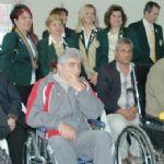 Rotary Kulübü'nden tekerlekli sandalye