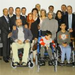 Engellilerin Bayram hediyesi Ergül'den