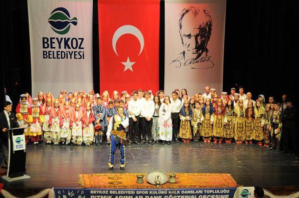 Halk Dansları Topluluğu sezonu açıyor