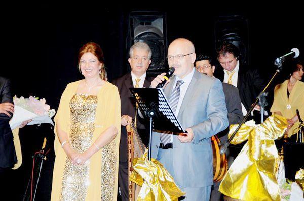 Musiki Topluluğu'ndan 2012 Konseri