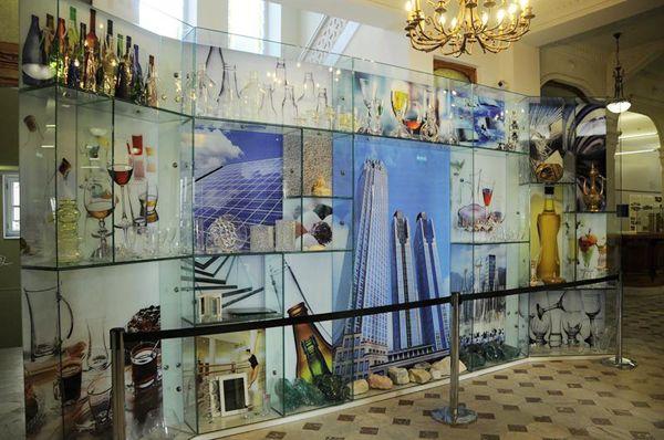 Beykoz Şişecam'ın 76 yıllık tarihi müzede