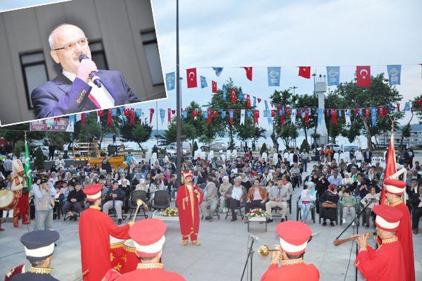 İstanbul'un Fethi 559. kez kutlandı