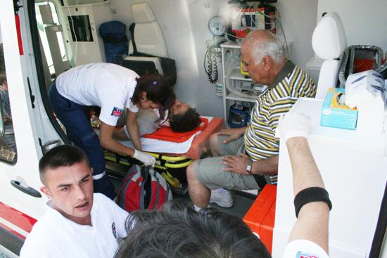Kavacık'taki kaza hayatlarını kararttı