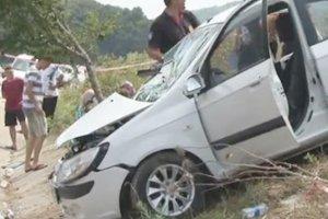 Beykoz'da trafik kazası üç kişi öldü