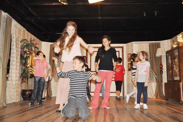 Tiyatro Terapi yeni sezonu açtı…