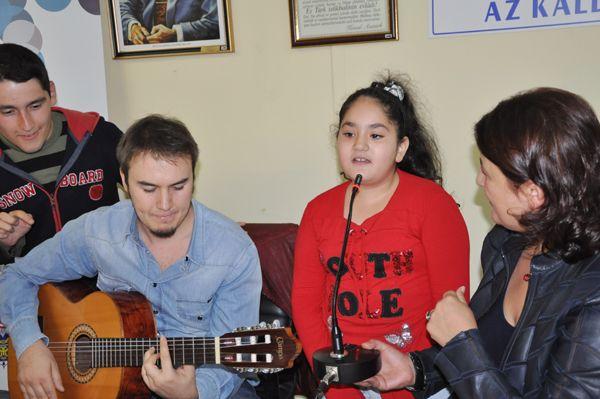 Ceceli Beykoz'da engellilerle buluştu
