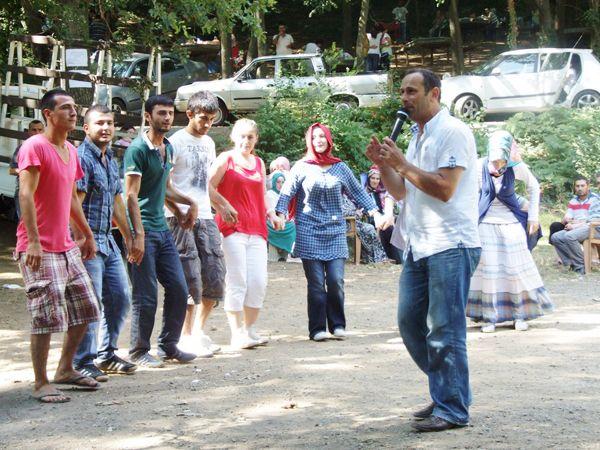 Beykoz'da, Rize Trabzon dayanışması