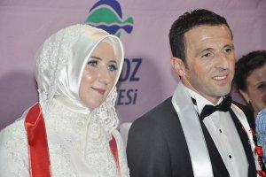 Nikah Beykoz'da kıyıldı, düğün Samsun'da...