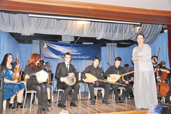 Beykoz Vakfı'nda Muhteşem Konser