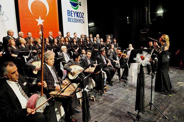 Musiki Topluluğu'ndan 2013 Konseri