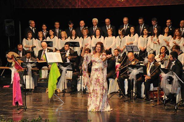 Musiki Topluluğu'ndan unutulmaz konser