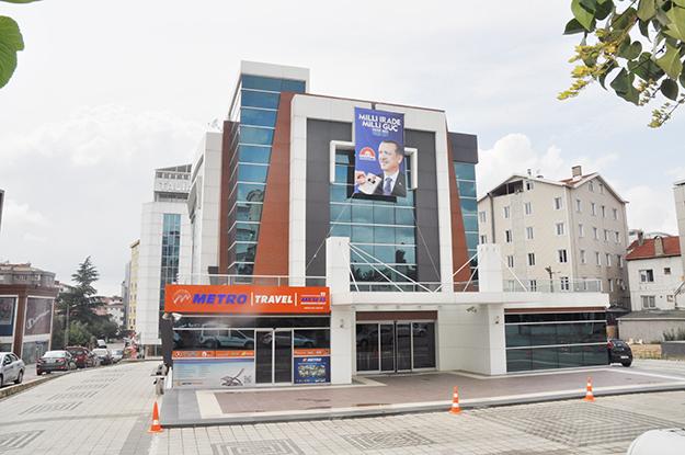 Beykozlu işadamından Erdoğan'a destek