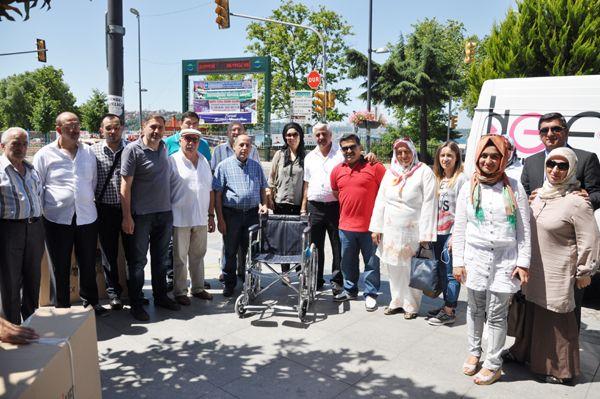 Sivaslılar Derneği gönülleri mutlu etti