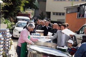 Akbaba Köyü Bal Festivali 5. Kez yapıldı