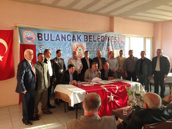 Bulancaklıların yeni Başkanı Niyazi Arslan