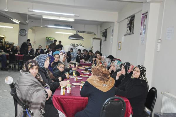 Erzurumlular geleneklerine sahip çıkıyor