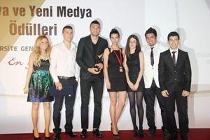 Beykoz Lojistik'ten medya ödülleri