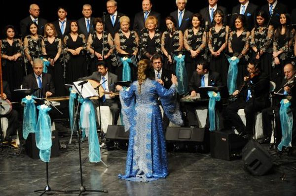 Musiki Topluluğu'ndan 2014 Konseri