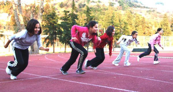 Beykoz'da atletizmin gururu Paşabahçe