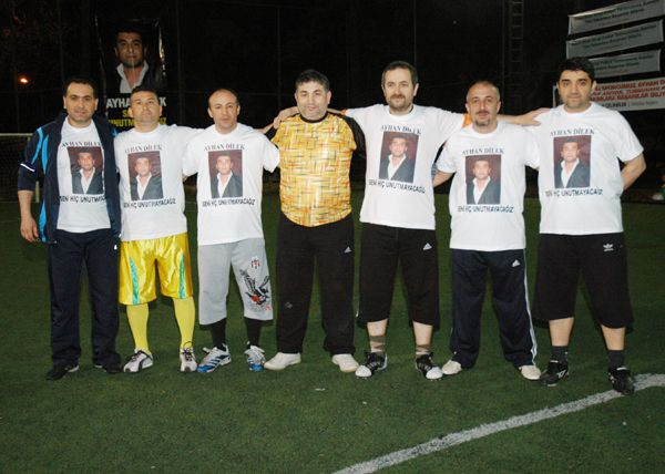 2. Ayhan Dilek Sevgi Turnuvası'nda Final
