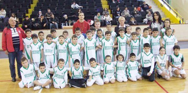 Başkan Enç'ten spor okuluna denetleme