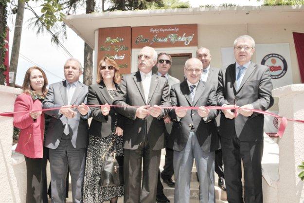 Beykoz Cam Sanat Merkezi açıldı