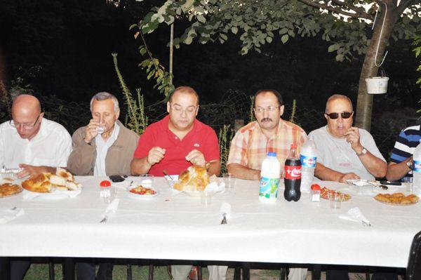 BİSK'ten Kulüp başkanlarına iftar sofrası