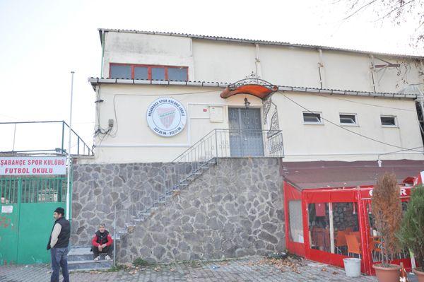 Paşabahçe Spor Kulübü'ne darbe