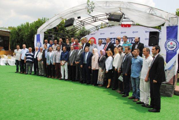 RİDEF Genel Kurulu Beykoz'da yapıldı