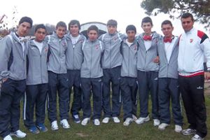 Paşabahçespor gençleri Konya'da elendi!