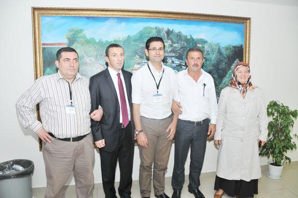 Sanki Fenerbahçe kongresi