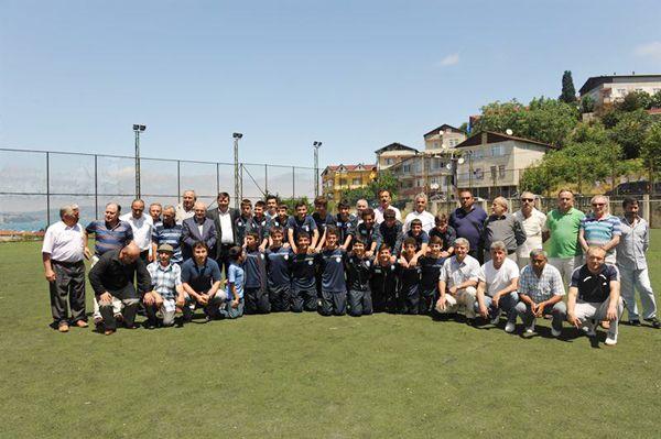 Amatör Spor Kulüplerine teşvik ödülü