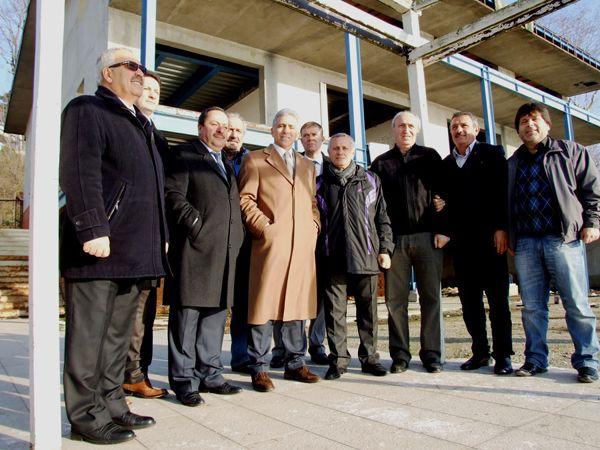 Beykozspor eski kulüp binası açılacak...
