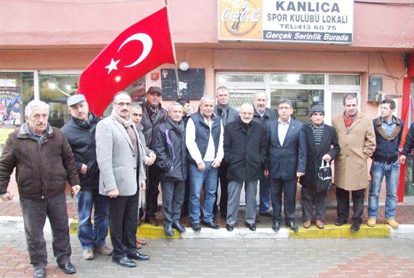 Beykoz Kulüpler Birliği Kanlıca'da toplandı