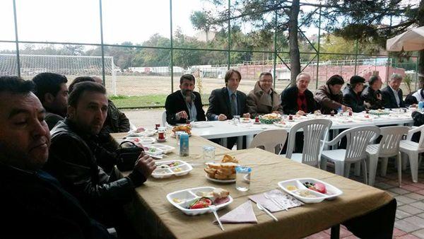 BİSK Ortaçeşmespor Kulübü'nde toplandı