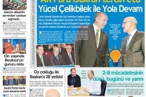 Dost Beykoz Gazetesi Ocak 2014/2 - 127. Sayı