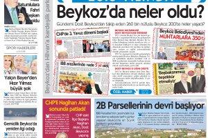 Dost Beykoz Gazetesi Ocak 2014/1 - 126. Sayı