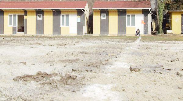 Beykoz Stadı'na kapsamlı tadilat