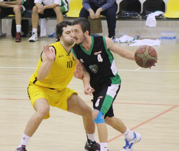 Beykozspor baskette üçte sıfır çekti