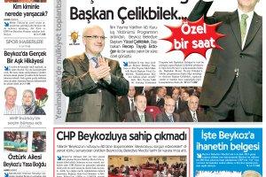 Dost Beykoz Gazetesi Aralık 2013/2 - 125. Sayı