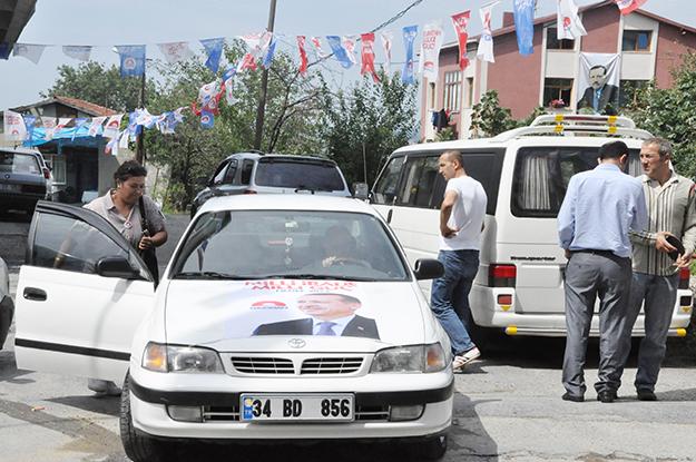 Beykozlu AK Partililerin son hamleleri