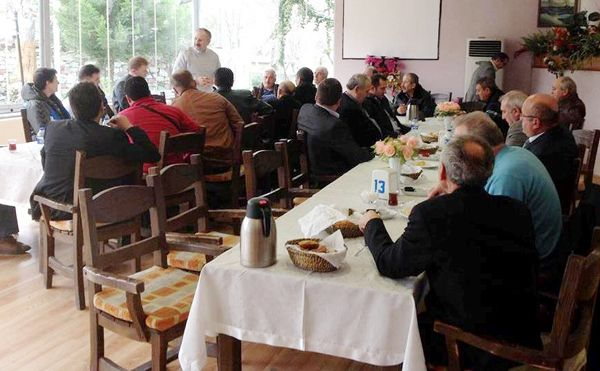 Beykoz Amatör Kulüpler Birliği toplandı
