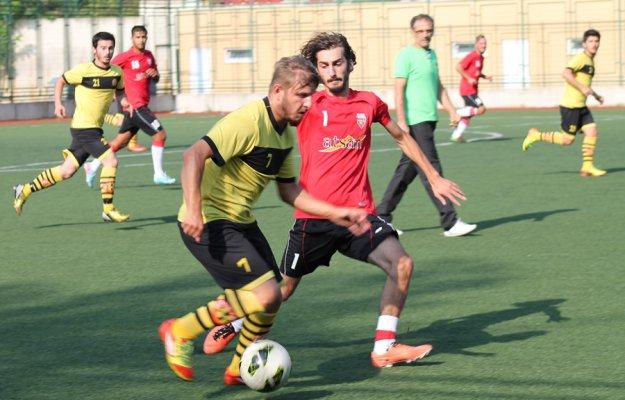 Beykozspor - Sarıyer Yenimahalle: 1 - 1