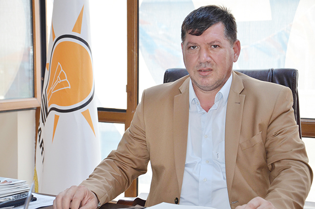 AK Parti Genel Merkezi Adem Sefer'i niye tebrik etti?