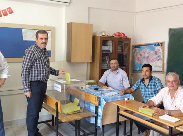 Beykoz'da hangi siyasi nerede oy kullandı?