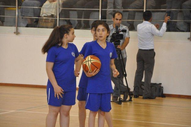 Beykoz Belediyesi'nden 3 sayılık basket!